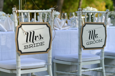 Head Table Chairs