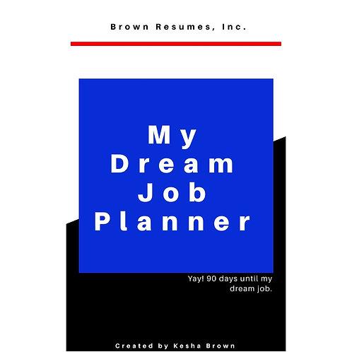 Digital Guide-My Dream Job Planner