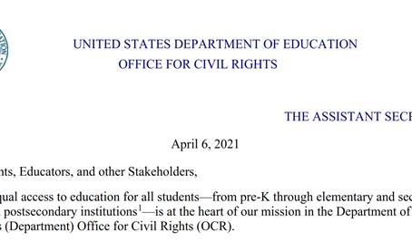 Title IX may be overhauled (again)