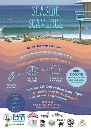 Seaside-Scavenge_Poster_Dunningham-Park-
