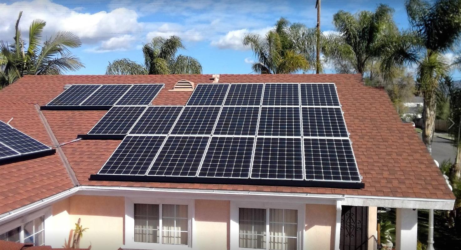 solar install pacoima