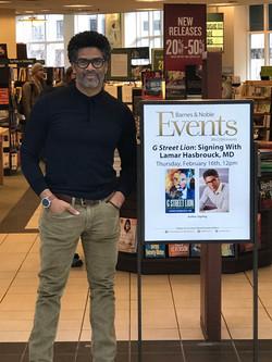 Barnes & Noble, Boston, 2017