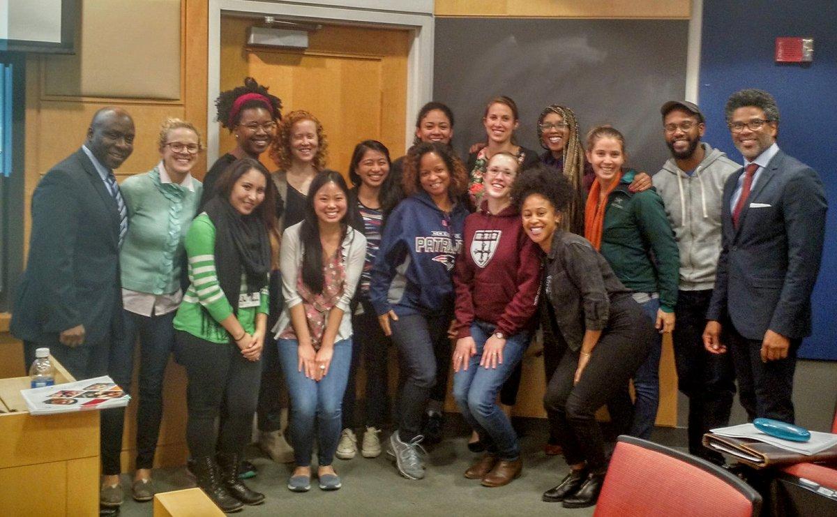 Harvard Public Health Students, 2016
