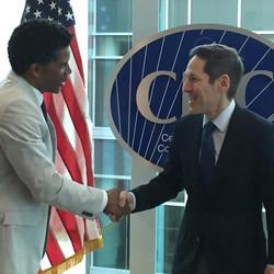 CDC Director, Atlanta, 2015