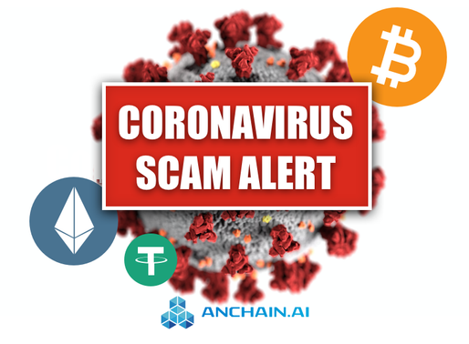 Scammers Exploit Coronavirus Panicked Populace for Millions in Crypto