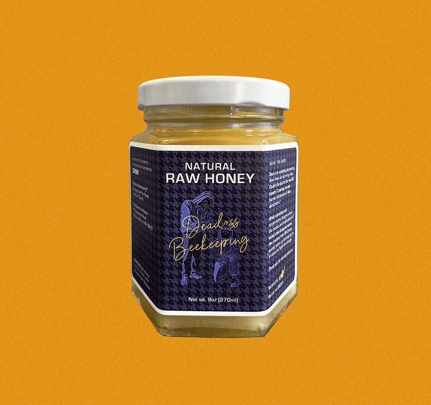 DABK: Natural Raw Honey