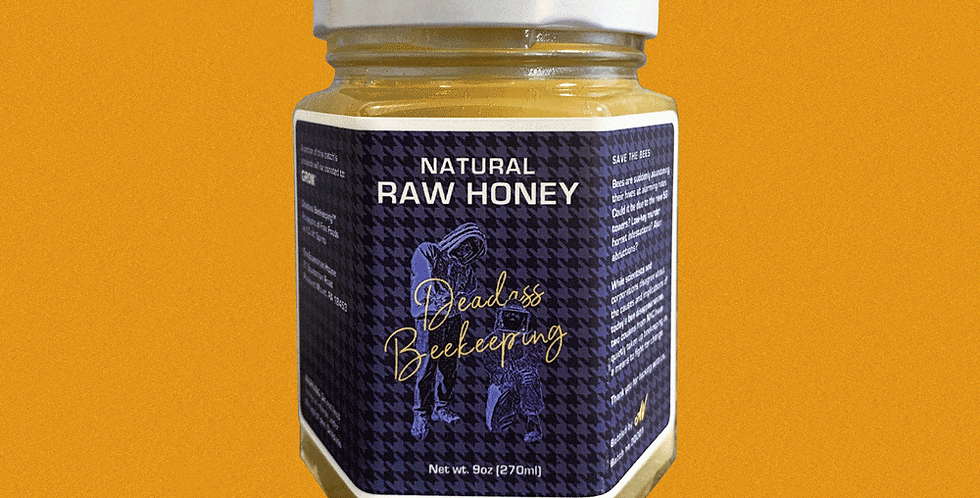DABK: Natural Raw Honey