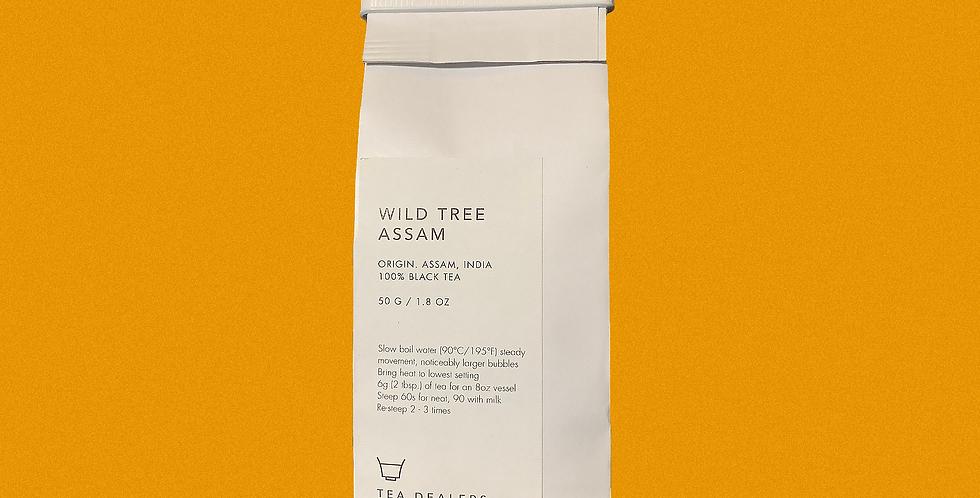 TEA DEALERS: Wild Tree Assam Black Tea