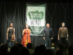 Melrose Quartet May 2017