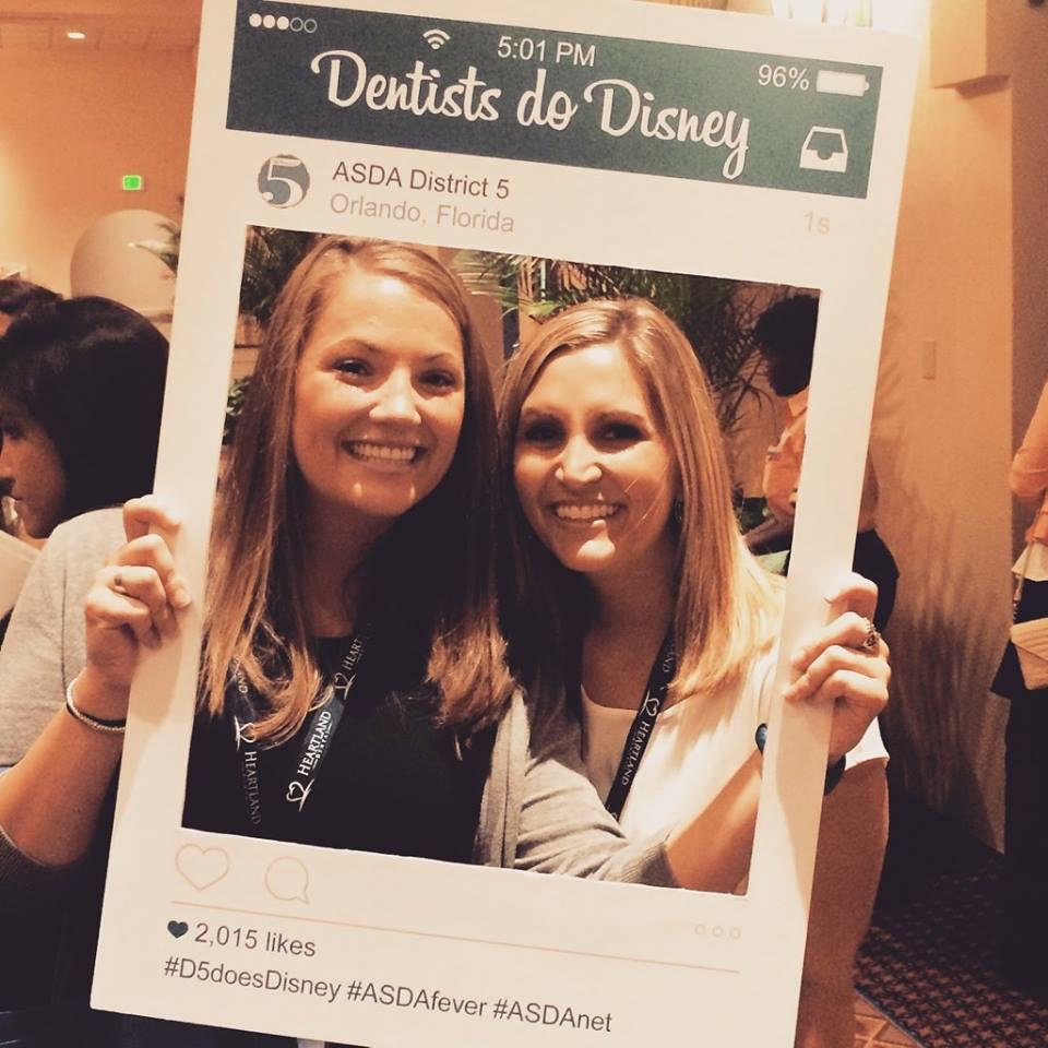 District 5 meeting in Disney 2015