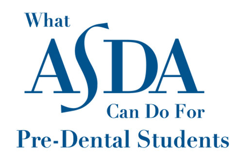 ASDA Pre-Dental Membership