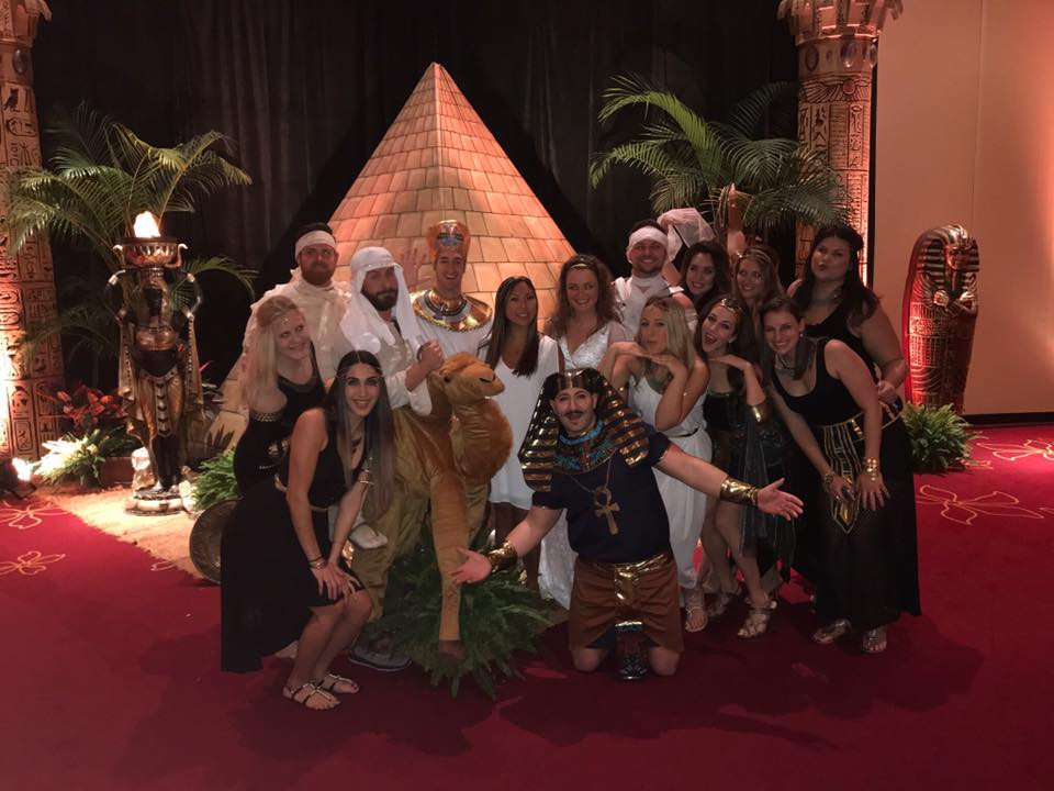 ASDA Annual Session Egyptian themed gala