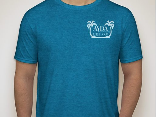 LECOM ASDA Blue Shirt