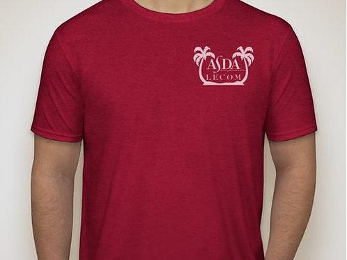 LECOM ASDA Red Shirt