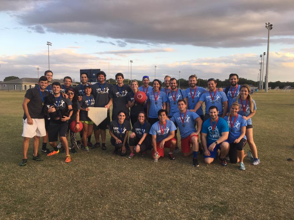 ASDA Kickball March 2017