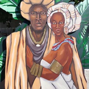 King Kemba x Queen Kemba