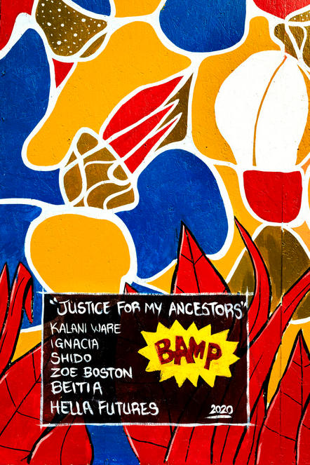 Justice for My Ancestors