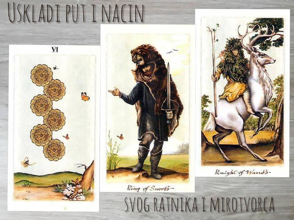 Pagan Otherworlds Tarot
