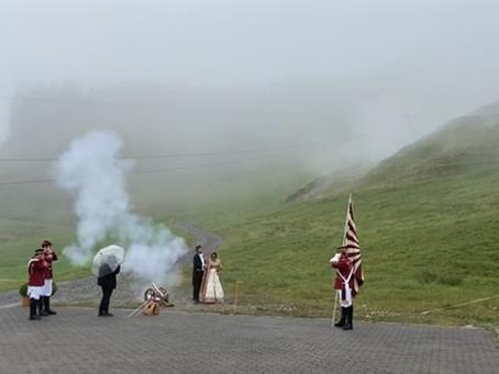 Hochzeitsfest in Sörenberg, August 2020