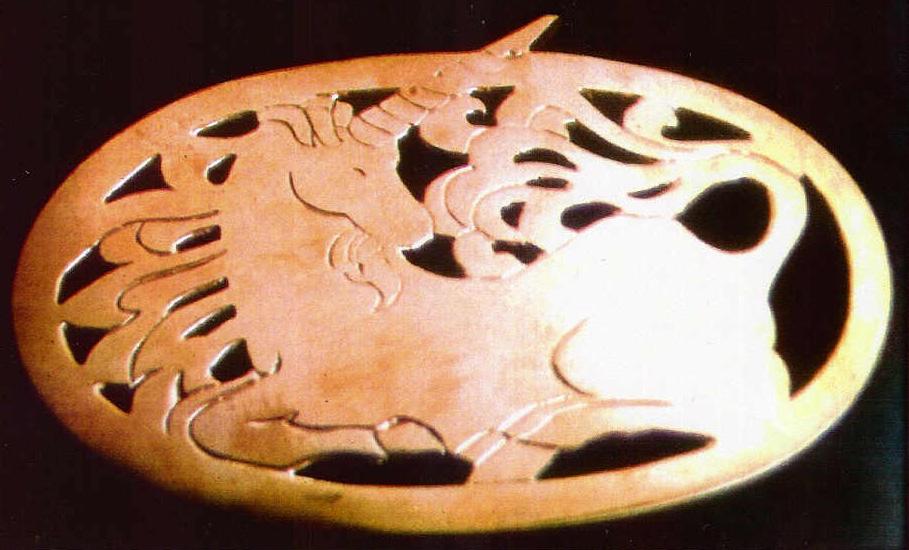 Unicorn Trivet
