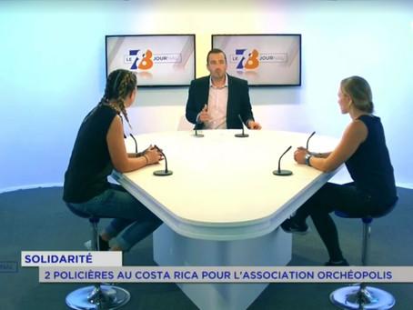 Les 3B sur TV78