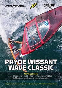 Pryde Wissant Wave Classic