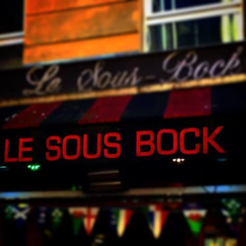 Le Sous Bock