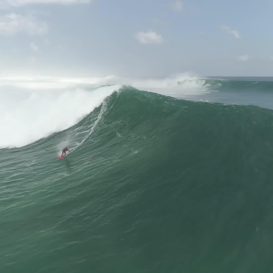 Biggest wave in Uluwatu?