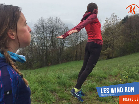 Les Wind Run grandes gagnantes du jeu concours Sud Radio !