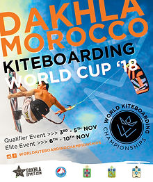 World Kiteboarding Championship Daklha