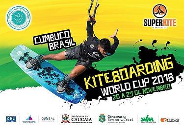 World Kiteboarding Championship Cumbuco