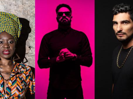 Manodom, Leandro da Silva e Folakemi se unem pela house music e estreiam na holandesa Altra Music