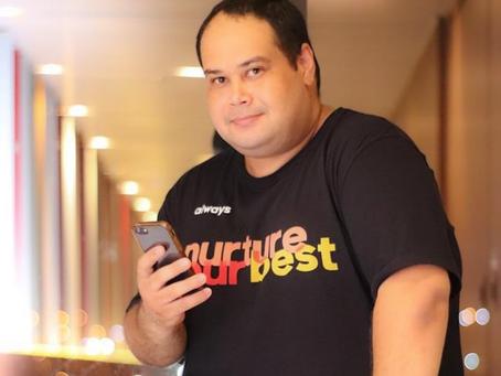 """Rafael Bossi assina com a Muzenga Records e apresenta a faixa """"Bumpa"""""""