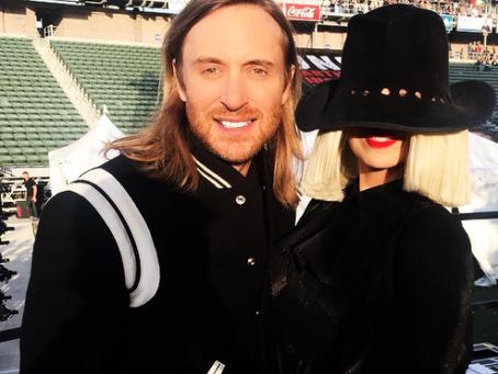 "David Guetta e Sia voltam a se reunir para o novo single ""Let's Love"""