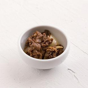 韓国風牛煮(常備菜)