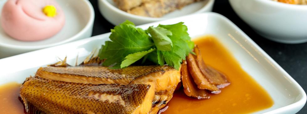煮魚の基本と霜降り