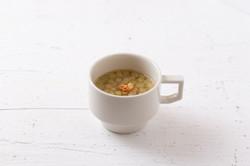 なすの洋風スープ