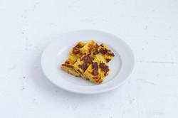 玉ねぎとアンチョビのスパニッシュオムレツ