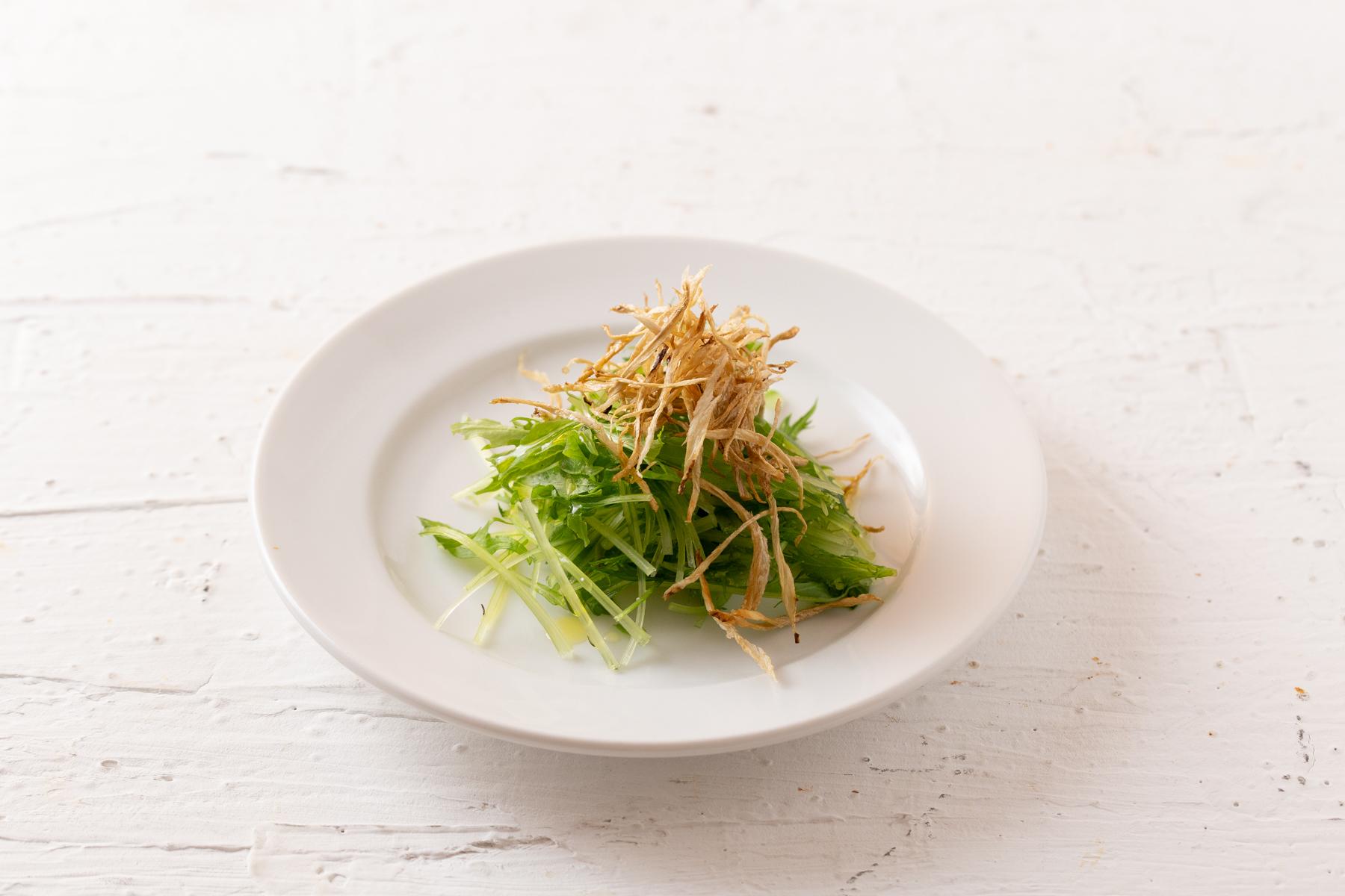パリパリごぼうサラダ