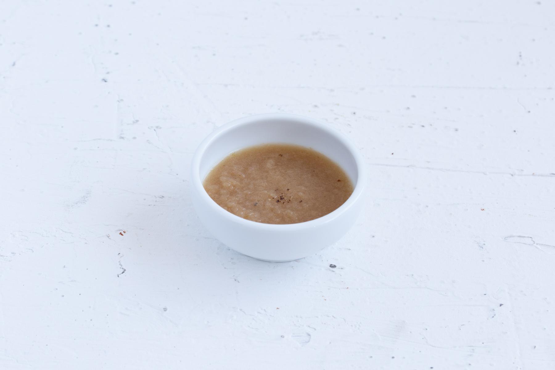 飴色玉ねぎのトロトロスープ