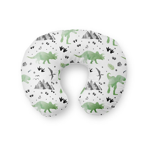 Let's Be Dinosaurs - Nursing Pillow Cover