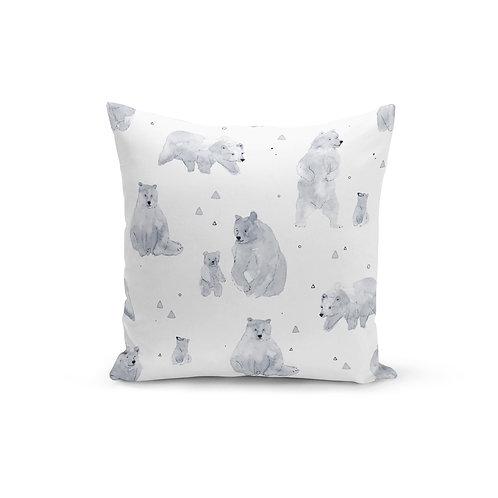 Little Bear - Throw Pillow Cover