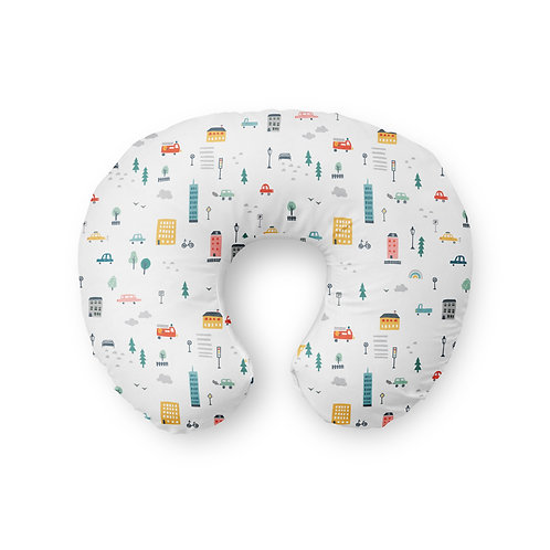 City Slicker -Nursing Pillow Cover