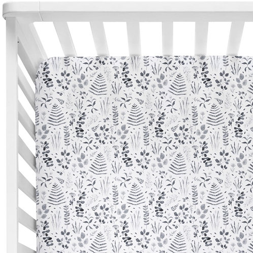 Foliage - Crib Sheet