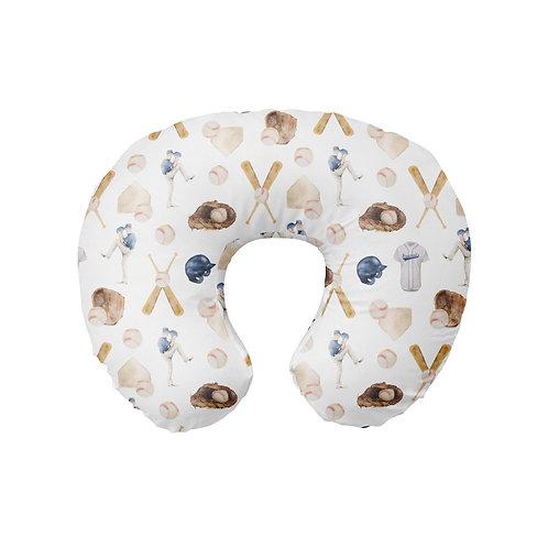 All-Star Slugger - Nursing Pillow Cover