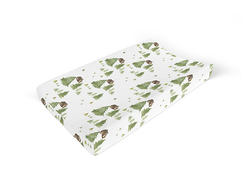 Little Lodge- Changing Pad Cover