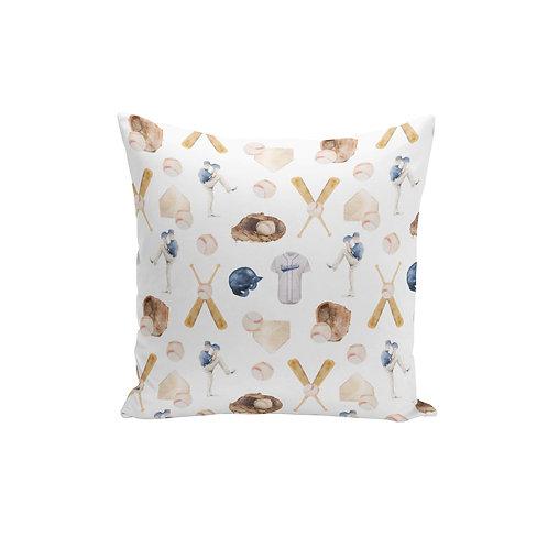 All-Star Slugger - Throw Pillow Cover