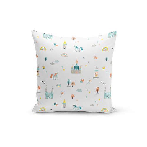 She is Magic - Throw Pillow Cover