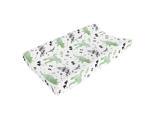 Let's Be Dinosaurs - Changing Pad Cover