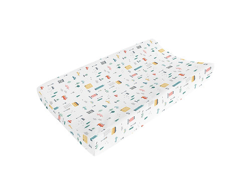 City Slicker - Changing Pad Cover